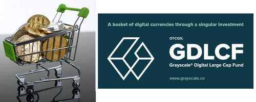 Grayscale OTC Platform Commences Diversified Large Cap Fund Trading