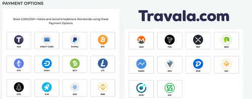 Travala Partners With Booking.com - 90,000 Crypto Accepting Destinations Added