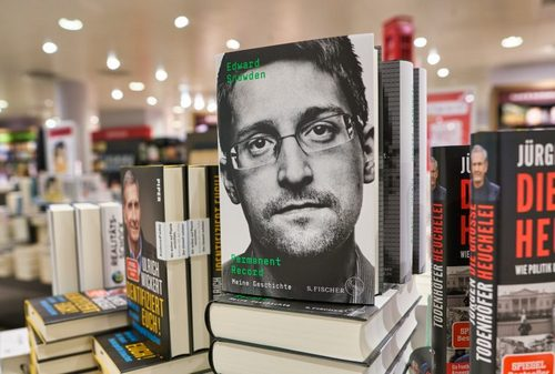 Judge Rules Snowden Must Give Book Proceeds to US Government
