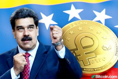 Problems Escalate in Venezuela as Millions Rush to Spend Petros