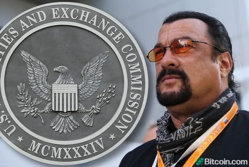 SEC Karate-Chops Steven Seagal Over Promoting Cryptocurrency Touted