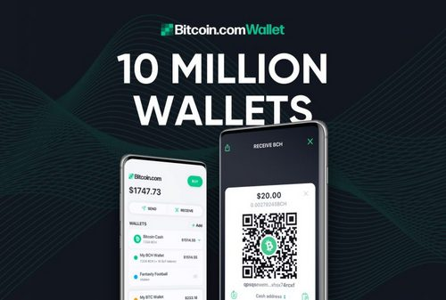 From 5 to 10 Million Wallets in Less Than Half a Year