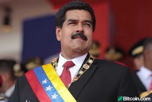 President Maduro and Sudeban Chief Shut Down Venezuela's National Banking System Over Covid-19 Concerns