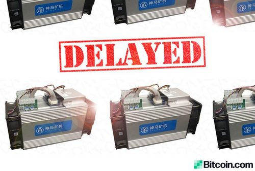 Mining Rig Shipment Delays and Bitcoin Halving