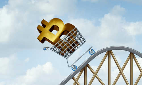 bitcoin volatility riding the highs and lows
