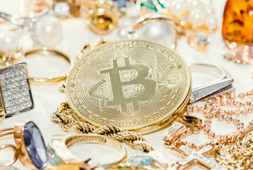 Cryptocurrency Now Accepted at Arkansas Jewelry Retailer