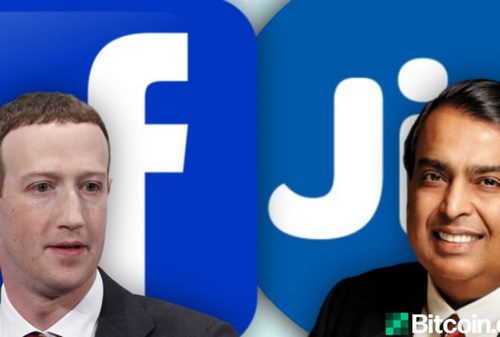 Facebook Buys Stake in Reliance Jio - How the Deal Affects Cryptocurrency in India
