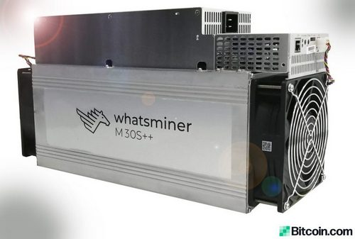 Microbt's New Whatsminer Models Claim to Boast Highly Competitive Hashrates