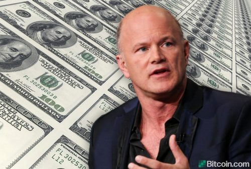 Novogratz: We Have a Money-Printing Orgy Going on, Amazing Environment to Buy Bitcoin