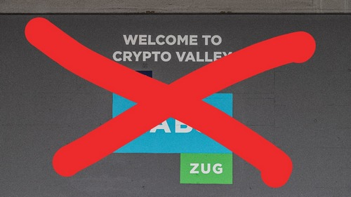 """Switzerland's Famed """"Crypto Valley"""" Seeks $103 Million Government Bailout"""