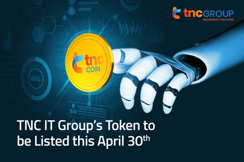 TNC IT Group's Token to Be Listed This April