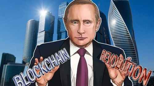 Who and how uses blockchain in Russia?